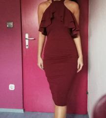 Bordo haljina