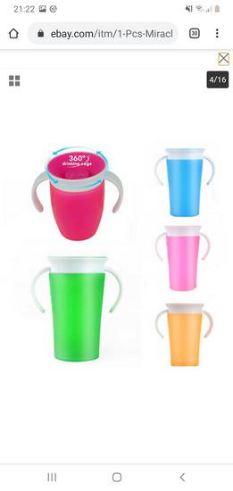 Magična čaša novo