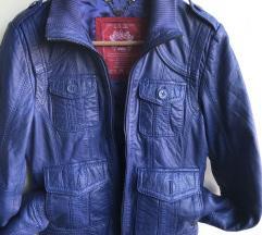 Esprit kožna jakna (mekana ovčja koza ) vel 34-36