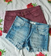 Kratke hlače, h&m i new yorker
