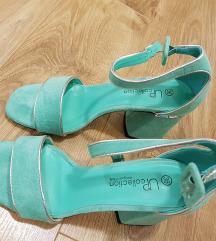 Mint sandale
