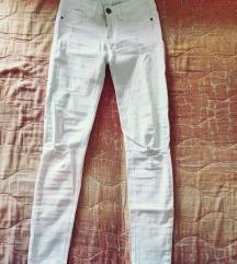 Tally Weijl bijele traperice