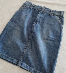 Amadeus jeans suknja