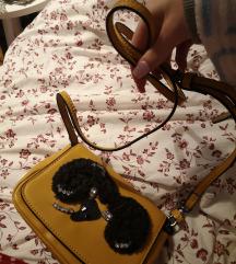 Zara limited collection ovan torbica
