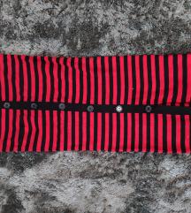 Midi suknja pencil kroja Zara NOVO