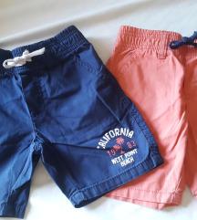 Lot kratke hlače 98/104-Lupilu