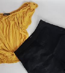 LOT - H&M kratke hlače i Terranova majica