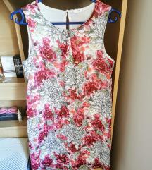 Cvjetna ljetna haljina