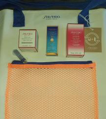 Shiseido prozivodi i torba Novo