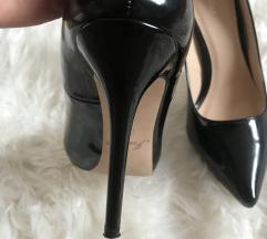 Crne salonke stikle cipele cavallino 39