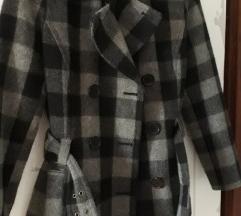 Karirani kaput / karirana jakna