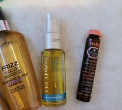 Lot kozmetike za kosu i tijelo