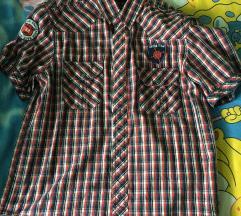 Dječja karirana košulja