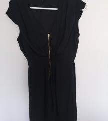 Crna haljinica H&M