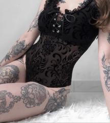 Gothic sexy body