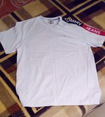 kratka majica tommy hilfiger bijela novo