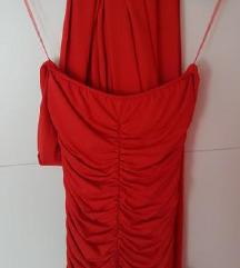 Crvena haljina 7 nacina S/M
