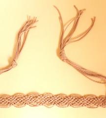 NOVO Remen pleteni (besplatna poštarina)