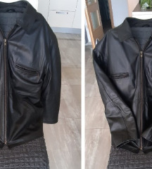 TOTALNA Akcija!Moderna kozna jakna,MOJA PT