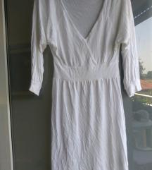 Bijela kratka svečana haljina vel. 34/36