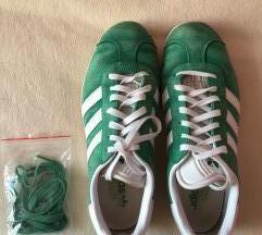 Adidas Gazelle-zelene