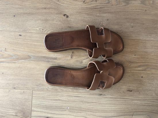 Hermes Oran sandale