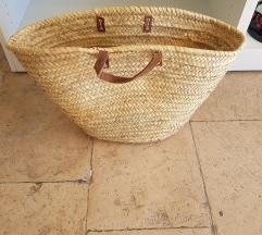 Pletena torba ceker 2