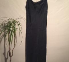 ZARA nova haljina - tamnozelena S