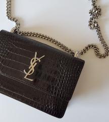 YSL Yves Saint Laurent clutch bag