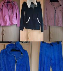 Prodajem NOVE sportske jaknice i komplet trenirka