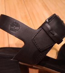 Nove Timberland crne sandale na petu
