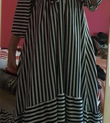 Duga svečana haljina M-XL