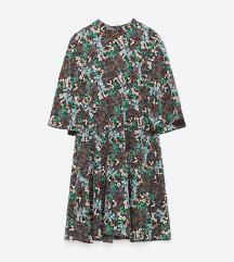 Zara cvjetna haljinica