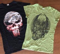 LOT dvije majice (S/M)