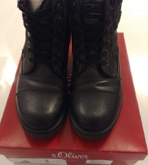 s.Oliver 16221 Combat Boots