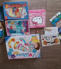 Puna kutija kreativnih i društvenih igra za djecu