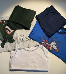 LOT pidžame + potkošulje