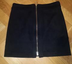 Suknja brusena koža