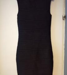 Crna uska haljina- novo