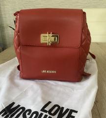 Love Moschino ruksak - rezervirano