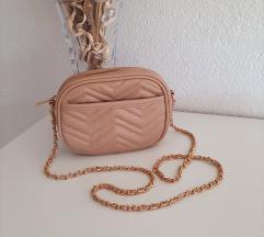 Bež/nude mala torbica