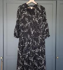 RASPRODAJA - Nova H&M plisirana haljina
