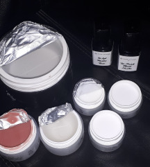 Uv/led gel 5 stars %%snizeno%% 35 kn