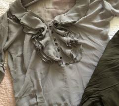 Lot dvije Zara bluze Postarina ukljucena