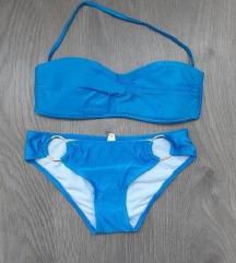 NOVO plavi kupaći kostim