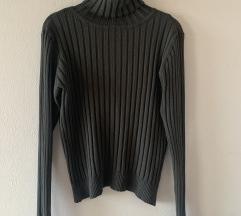 Zara rebrasti pulover