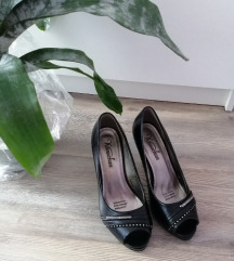 Poluotvorene cipele