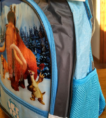 NOVI -ice age  školski ruksak
