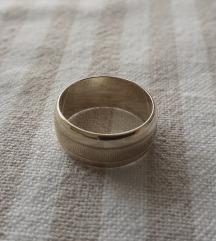 Srebrni prsten/burmica💍Sniženo! Gratis slanje