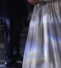 plus size vjenčanica